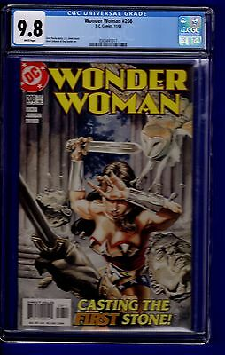 Wonder Woman #208 Cgc 9.8 White Pages