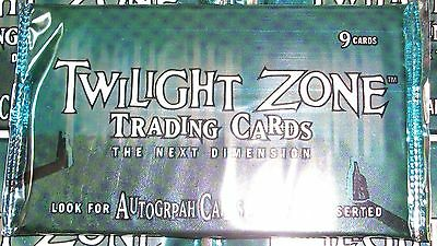2000 Rittenhouse Archives Twilight Zone:The next dimension (series2) sealed pack