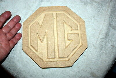 Mg Sign Badge Ex Dealership Morris Garages For Your Vintage Car Mascot Wall