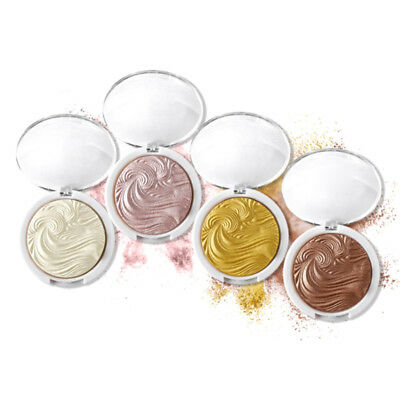 Highlighter Miroiter Shimmer Highlighting Compact Shimmering Poudre Palette Mode