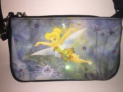 Disney Tinkerbell Girls Shoulder Purse / Clutch