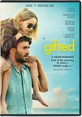 Gifted - DVD Region 1 Free Shipping!