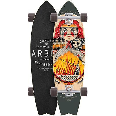 ARBOR Longboard Sizzler GT Artist Collection 32 Zoll (81,28cm)