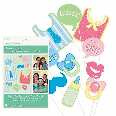 Mum To Be Baby Shower Unisex selfie Photo Booth Props party Games Accessories