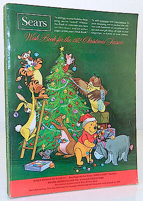 "Sears Wish Book for the 1972 Christmas Season, 1972 ""N"", D"