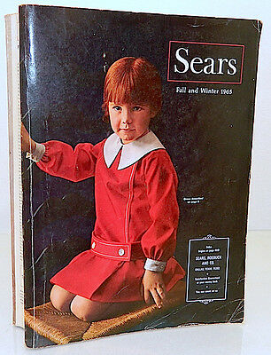 Sears Catalog, Fall and Winter 1965, Dallas edition 231