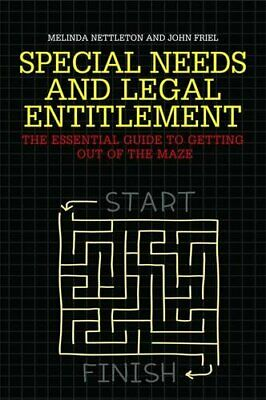 Special Needs and Legal Entitlement by Nettleton, Melinda Book The Cheap Fast