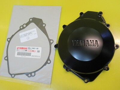 New Genuine Oem Yamaha Yzfr1 Yzf R1 Left Lh Engine Stator Magneto Cover & Gasket