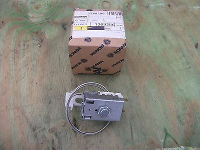 GENUINE NEW Scania 4 P/G/R/T Series Thermostat, Coolant 1369286