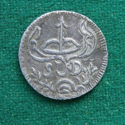 1812 MEXICO Cast Silver  2 Reales SUD Independence coin OAXACA KM 229 scarce