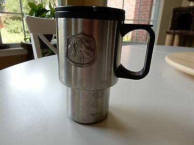 Lindsay Claire Coffee Mug - Pewter Vizsla Tag on it