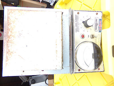 Thermolyne Sybron Muffle Type 1300 Lab Furnace 1200C 2000F FB1315M-USED