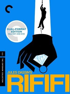 Rififi [Criterion Collection] Blu-ray Region A