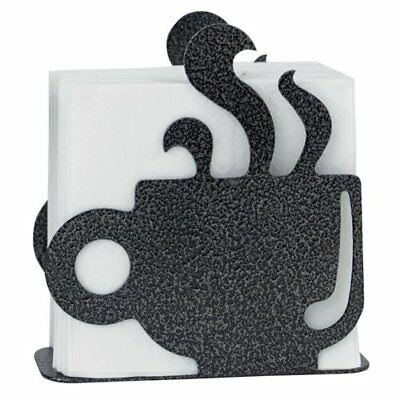 Espresso Supply - 05442 - Coffee Cup Napkin Dispenser