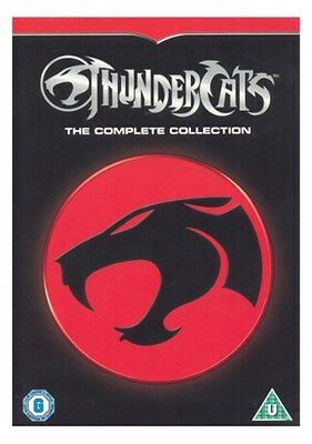 Thundercats - Series 1-2 The Complete Collection [New DVD]