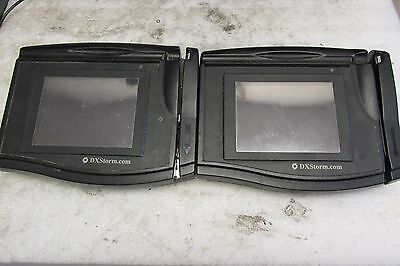 Lot of 2: Symbol iPOS TC Retail POS Transaction Terminal ipostc POS60091-001