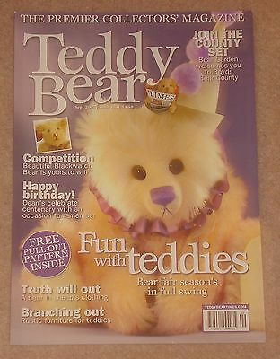 Teddy Bear Times Magazine Issue 116 Dated September 2003
