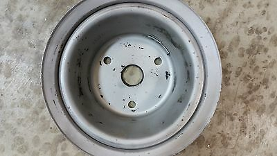 Small Block Chevrolet Crank Pulley # 3932428 CH