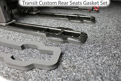 9mm Foam Trims Ford Transit Custom Rear Removable Seat Conversion Transporter