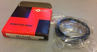 Bower 40.5-46mm Step-Up Adapter Ring