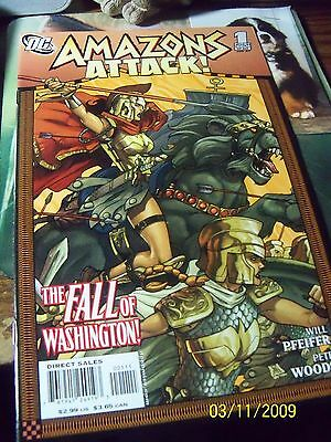 Amazons Attack  1-6