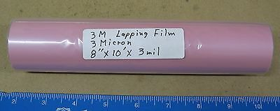 3M Lapping Film 3 Micron