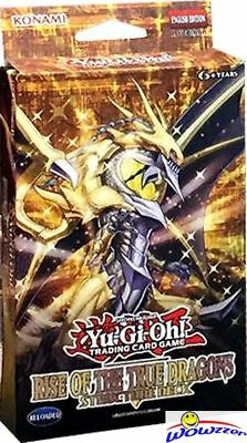 Yugioh Rise of the True Dragon Factory Sealed Structure Deck! Super Hot!
