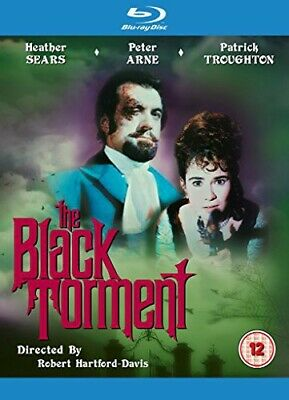 Black Torment [New Blu-ray] UK - Import