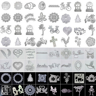 Hot Cutting Dies Stencil Scrapbook Paper Cards Craft Embossing DIY Die-Cut