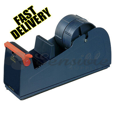 "2"" Heavy Duty Metal Bench Desktop Packing Tape Dispenser - Bd50 *fast Delivery*"
