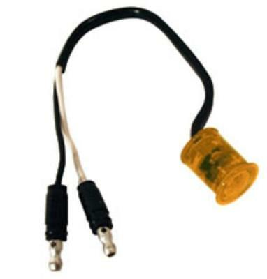 Truck-Lite 81443 LED 33-Series PC Rated LED Lamp, 13.5 V, Amber