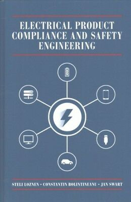 ELECTRICAL PRODUCT COMPLIANCE & SAFETY E, Loznen, Steli, Swart, J...