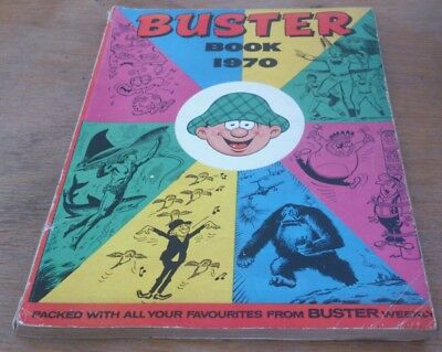 Buster Annual 1970