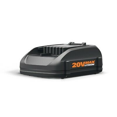 WORX 20V Battery BUY ONE GET ONE FREE! WA3525 2.0 Max Lithium