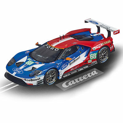 CARRERA Slot Car 27533 Ford GT Race Car No 68  - 1/32 Scalextric