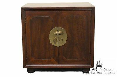 HENREDON Pan Asian Cabinet Nightstand