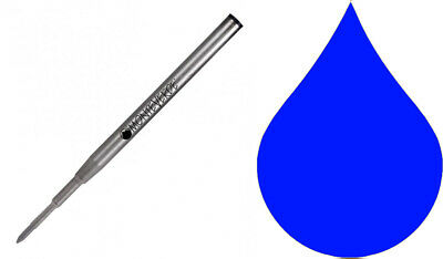 Montblanc Refills by Monteverde Ballpoint Pen - Blue - Medium Point - M131BU