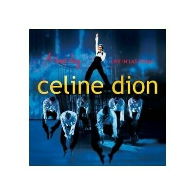 C�line Dion - A New Day - Live In Las Vegas - Celine Dion CD 6KVG The Fast Free