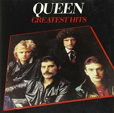 Queen - Greatest Hits - Queen CD 0RVG The Fast Free Shipping