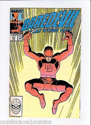 Daredevil #271 Very Fine/Near Mint (9.0)