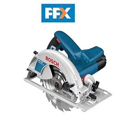 Bosch GKS190 240v Corded Electric 190mm Circular Saw with Case - 1400W