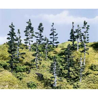 "Woodland Scenics TK27 2""-4"" Pine Forest Model Trees Kit (24)"