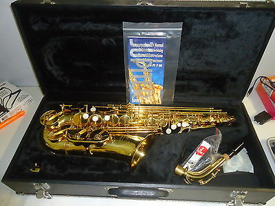 Jupiter JS567GL Student Alto Saxophone with Warranty