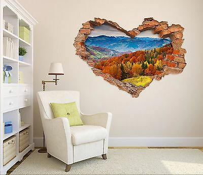 3D Color Forest 078 Wall Murals Wall Stickers Decal Breakthrough AJ WALLPAPER AU
