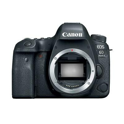Canon EOS 6D Mark II DSLR Body #1897C002