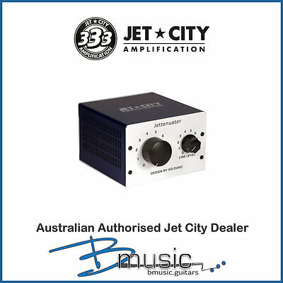 Jet City Jettenuator Attenuator - NEW - Authorised Dealer