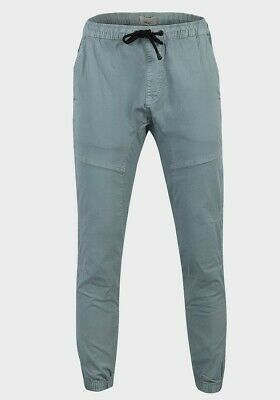 Men`s New Marks & Spencer Cotton Casual Chino Trousers Pants - Rrp £30