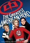 The Greatest American Hero - Second Season 2 Two (DVD, 2010, 4-Disc Set) - NEW!!