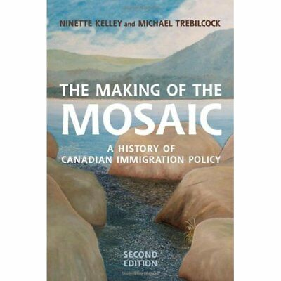 The Making of the Mosaic, Second Edition: A History of  - Paperback NEW Ninette