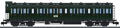Marklin 58084 1 DRG Type C4 Pr 04 Compartment Car, 3rd Class